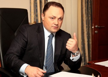 мэр Владивостока Игорь Пушкарев Фото: www.primorye24.ru