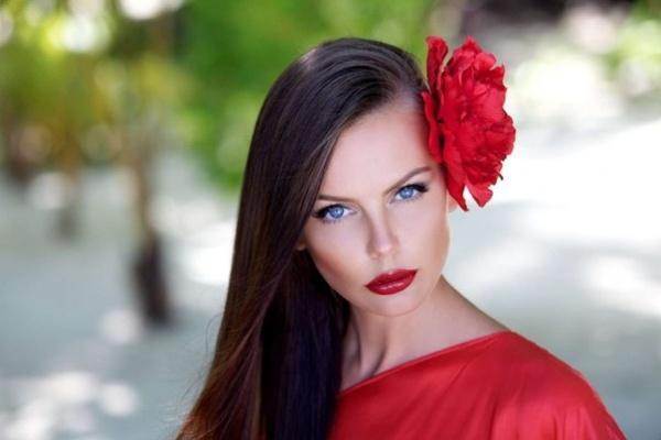 Юлия Прокопьева-Лошагина, модель|Фото: