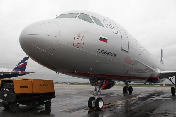 Вишневская, Аэрофлот, Airbus, А321, самолет Фото: Аэрофлот
