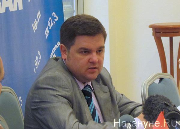 Илья Захаров, председатель горизбиркома Екатеринбурга|Фото: Накануне.RU