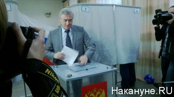 силин яков петрович, выборы|Фото: Накануне.RU