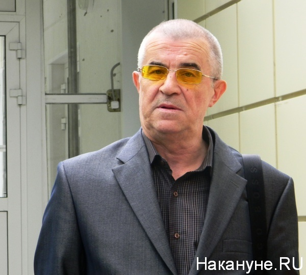 директор челябинского лицея №31 Александр Попов Фото: Накануне.RU