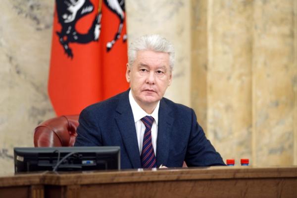 Сергей Собянин(2013)|Фото: Правительство Москвы