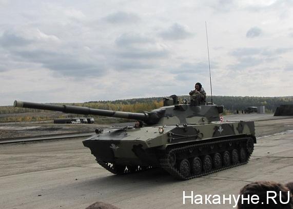 Russia Arms Expo, спрут-сд|Фото: Накануне.RU