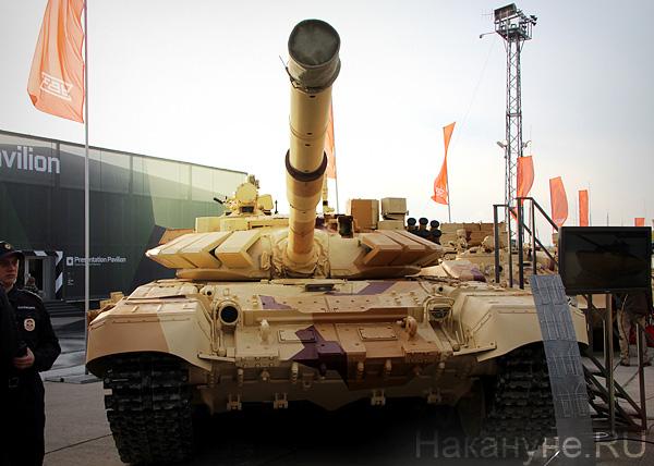 Russia Arms Expo, RAE, танк|Фото: Накануне.RU