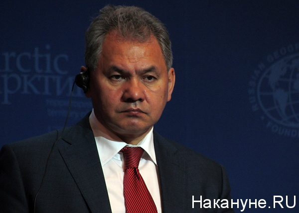 шойгу сергей кужугетович министр обороны рф(2013) Фото: Накануне.ru