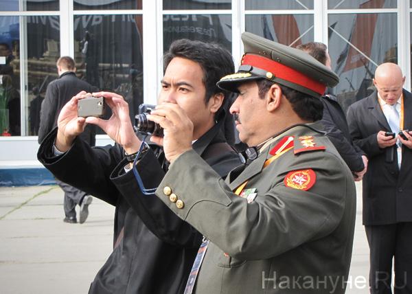 Russia Arms Expo 2013, RAE, иностранная делегация|Фото: Накануне.RU
