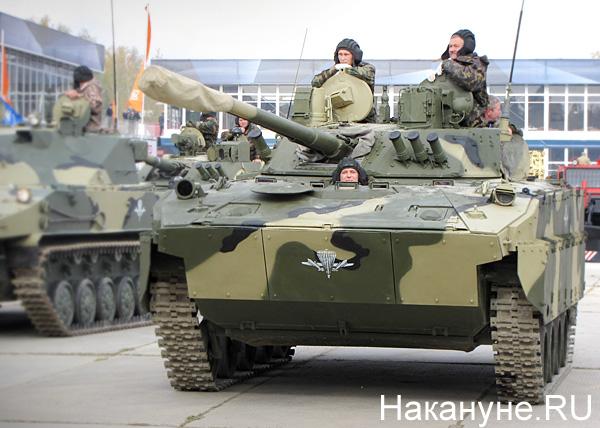 Russia Arms Expo 2013, RAE, бмд-4м|Фото: Накануне.RU
