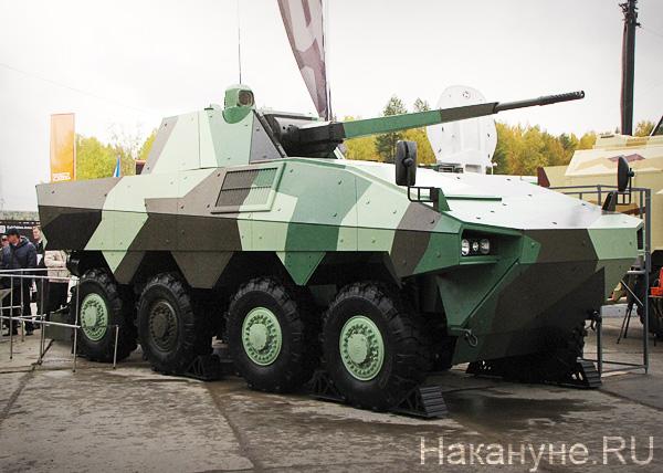 Russia Arms Expo 2013, RAE, БМП УВЗ-Рено|Фото: Накануне.RU