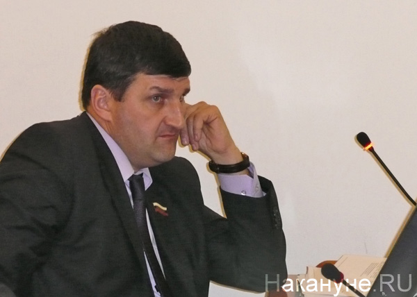 Юрий Ярушин, депутат Курганской областной думы(2013)|Фото: Накануне.RU