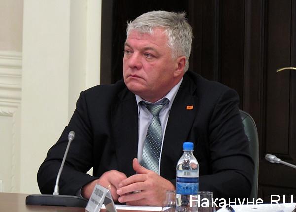 рощупкин владимир николаевич депутат законодательного собрания свердловской области|Фото: Накануне.ru