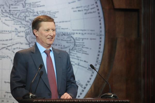 руководитель администрации президента России Сергей Иванов|Фото: http://www.rgo.ru