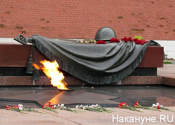 москва могила неизвестного солдата вечный огонь|Фото: Накануне.ru