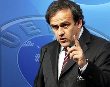 Мишель Платини, президент УЕФА|Фото:aspekty.net