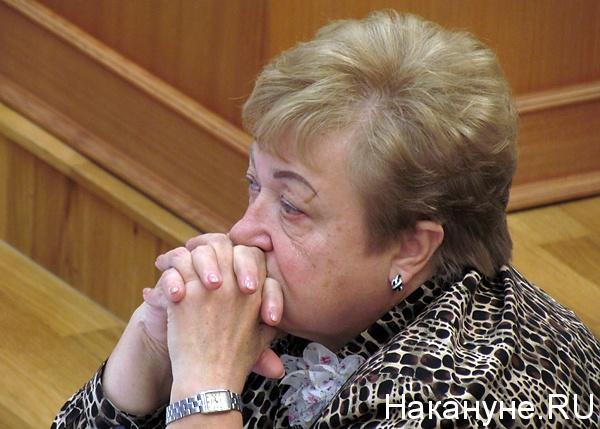 артемьева галина николаевна депутат законодательного собрания свердловской области|Фото: Накануне.ru