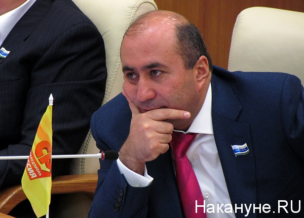 карапетян армен эминович депутат законодательного собрания свердловской области|Фото: Накануне.ru