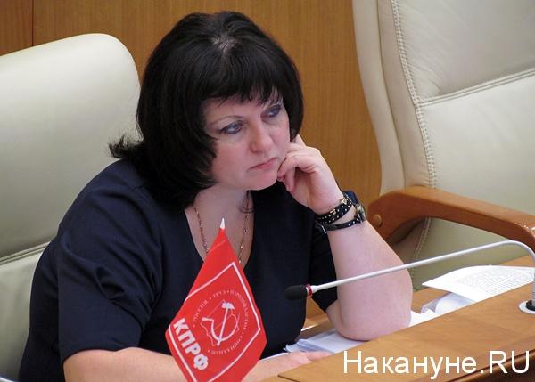 кукушкина елена михайловна депутат законодательного собрания свердловской области|Фото: Накануне.ru