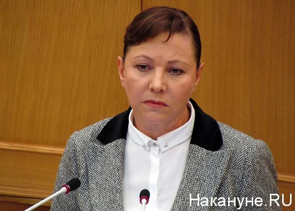 кулаченко галина максимовна министр финансов свердловской области|Фото: Накануне.ru