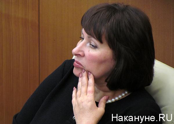 трескова елена анатольевна депутат законодательного собрания свердловской области Фото: Накануне.ru