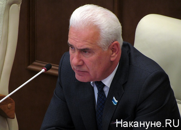 якимов виктор васильевич депутат законодательного собрания свердловской области|Фото: Накануне.ru
