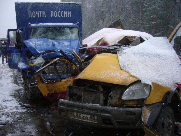 дтп, почта, газель|Фото: 66.mchs.gov.ru
