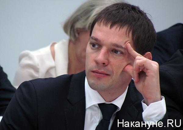 богачев артем алексеевич заместитель министра по управлению государственным имуществом свердловской области|Фото: Накануне.ru
