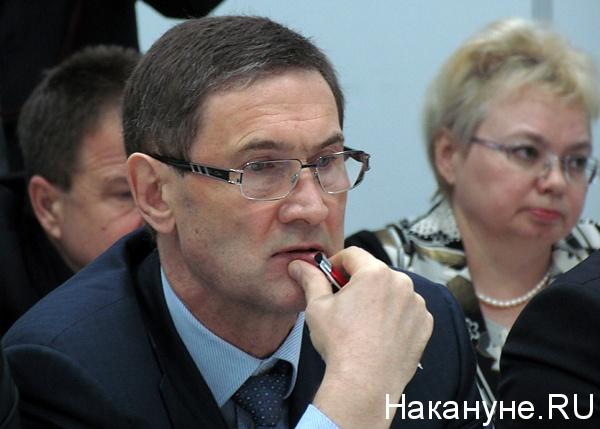 зырянов сергей михайлович заместитель председателя правительства свердловской области Фото: Накануне.ru