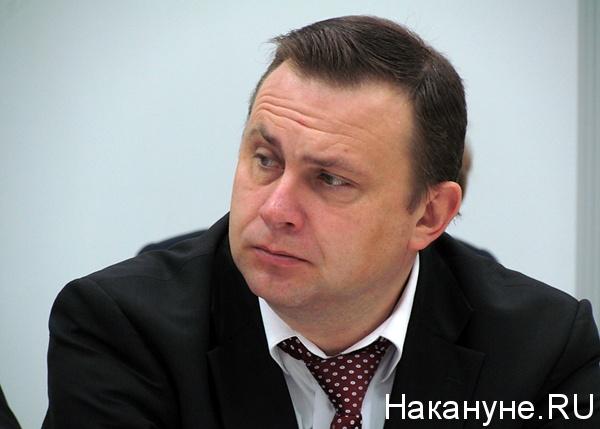 пинаев владислав юрьевич министр промышленности и науки свердловской области Фото: Накануне.ru
