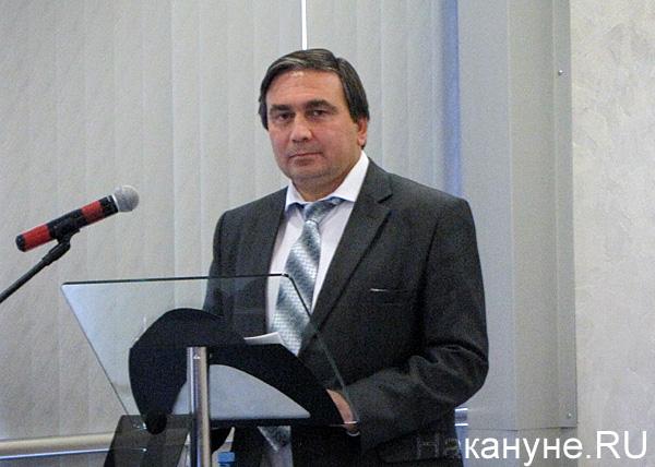 министр энергетики и жилищно-коммунального хозяйства Свердловской области Николай Смирнов|Фото: Накануне.RU