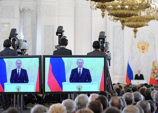 Владимир Путин, послание|Фото: kremlin.ru