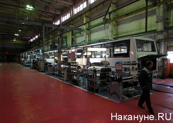 курганский автобусный завод кавз цех сборки|Фото: Накануне.ru