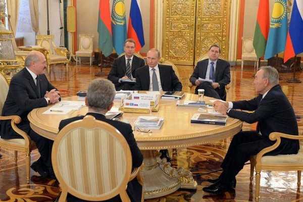 Евразийский союз|Фото: Кремль