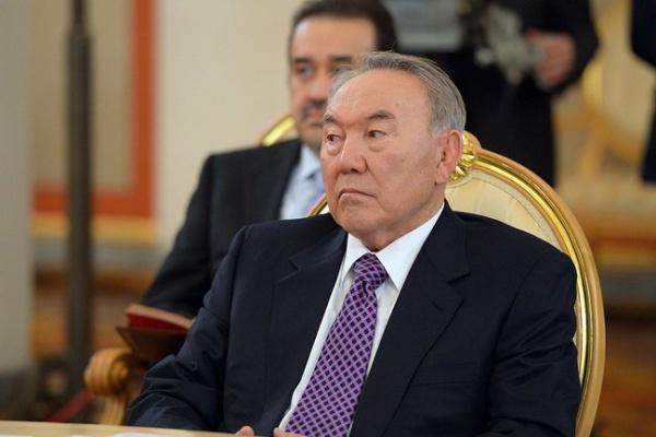 Нурсултан Назарбаев|Фото: Кремль