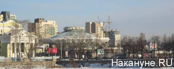 Челябинск 100ч цирк|Фото: Накануне.RU