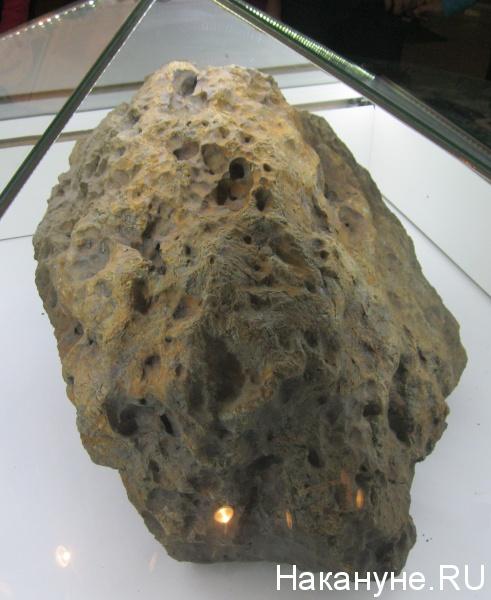 Челябинский метеорит|Фото: Накануне.RU