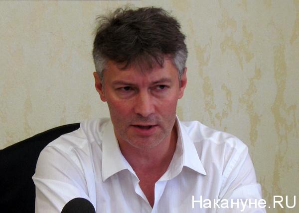 ройзман евгений вадимович глава екатеринбурга Фото: Накануне.ru