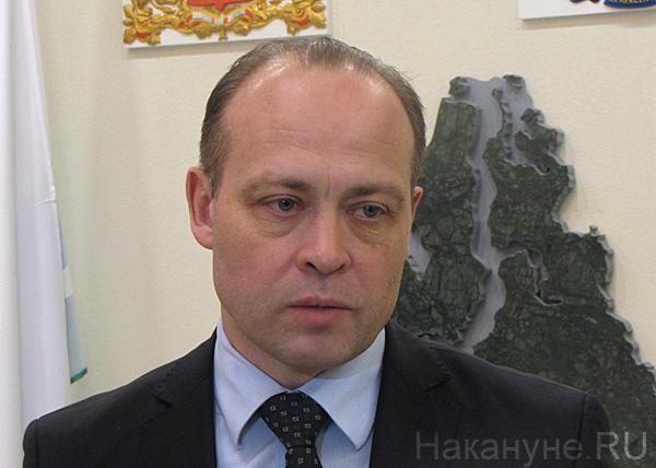 совещание, полпредство, Сергей Пересторонин, глава админстрации губернатора Свердловской области(2014)|Фото: Накануне.RU