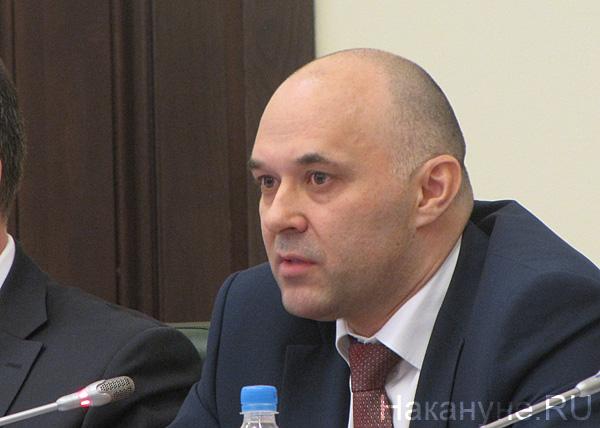 совещание полпредство, вице-губернатор ХМАО Андрей Филатов|Фото: Накануне.RU