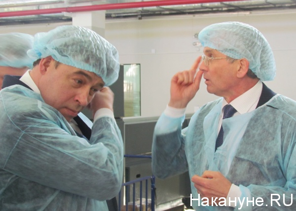 стекольный завод, Ачит, Куйвашев, Петров Фото: Накануне.RU