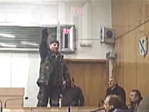 Александр Музычко, захват администрации, Ровно, национализм, фашизм|Фото: