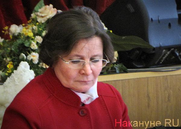 заседание штаба ОНФ, Лариса Фечина|Фото: Накануне.RU