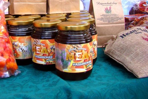 надымский мёд|Фото: nadymregion.ru