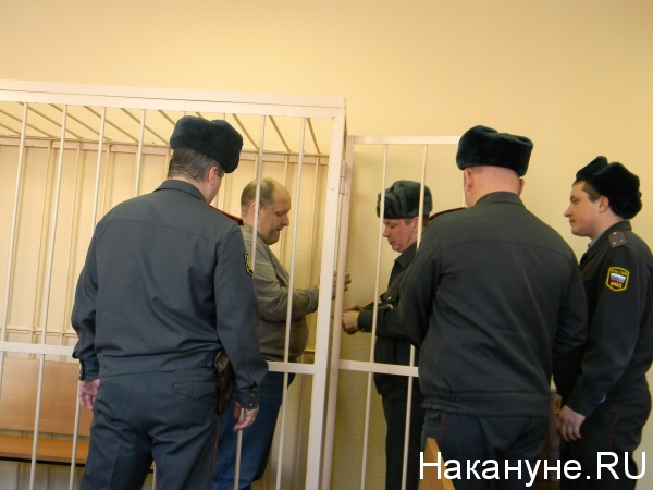 Юрий Серебренников суд арест Фото: Накануне.RU