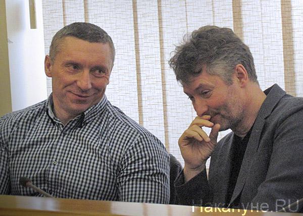 депутатское слушание по тарифам на транспорте, Ройзман, Дмитрий Головин|Фото: Накануне.RU