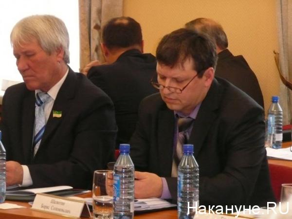 Борис Шалютин|Фото: Накануне.RU