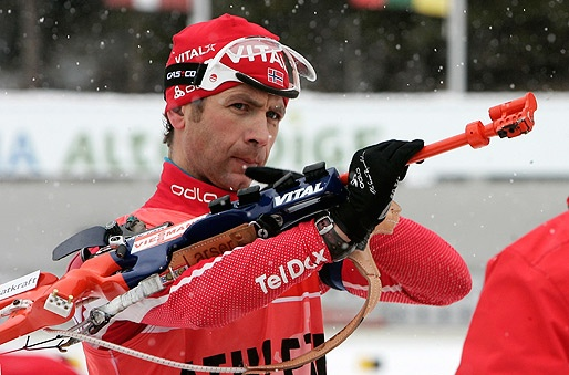 Уле Эйнар Бьорндален, биатлонист(2014)|Фото:www.snob.ru