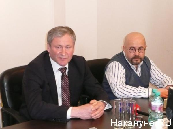 Алексей Кокорин Артем Биков|Фото: Накануне.RU