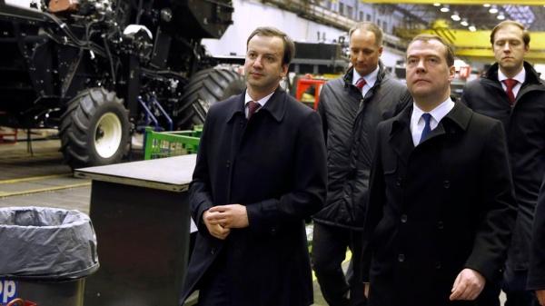 Дворкович, медведев, бабкин, мантуров(2014) Фото:партия дела