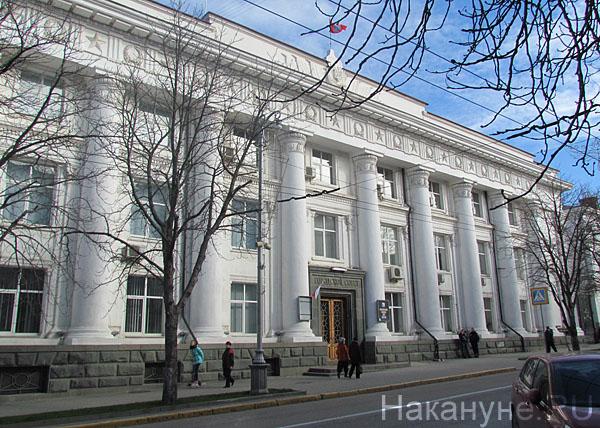 Крым Севастополь городской совет Фото: Накануне.RU