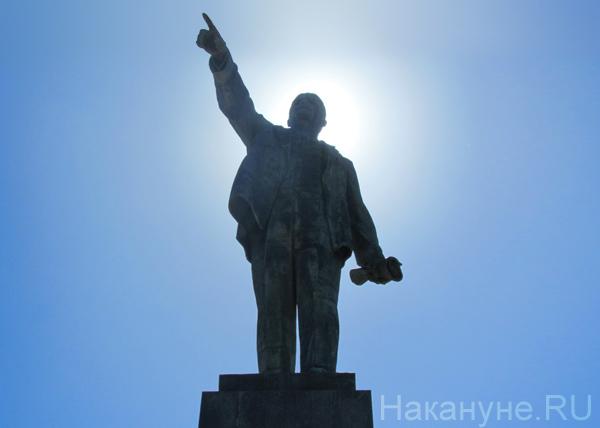 Крым Севастополь памятник Ленину|Фото: Накануне.RU